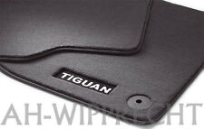 Original VW Tiguan 5N Fußmatten Premium Stoffmatten 4x Matten Velours 5N1061270