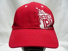 SAMUEL ADAMS - REBEL IPA - ADJUSTABLE SNAPBACK BALL CAP HAT! (SAM ADAMS)