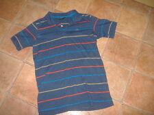 Quiksilver Garçons Polo Shirt, Taille 16 ans, G/C, designer Garçons Polo Shirt/Top