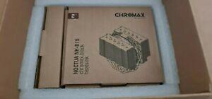 Noctua NH-D15 Chromax Premium CPU Cooler Black