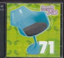 TIME LIFE SOUNDS OF THE 70'S 71 2-CD Springwater Faces Lobo The Move