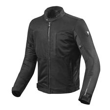GIACCA MOTO VIGOR NERA REV'IT SIZE L