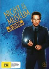 Night at the Museum: 3-Movie Collection (Night at the Mus . - DVD - NEW Region 4