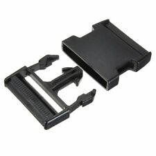 20 mm buckle clip plug closers buckle strap Black S8A8