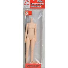 Obitsu SBH-S 25cm Female / Girl White