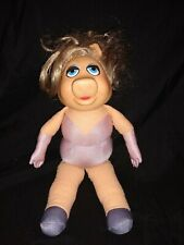 Fisher-Price 1980 Miss Piggy Jim Henson Muppet Doll Number 890