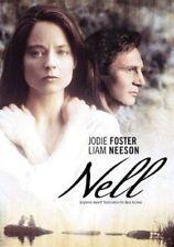 Nell DVD 1994 Jodie Foster Liam Neeson