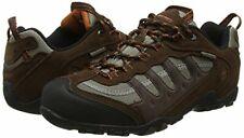 Hi-Tec Homme Brown Scout faible étanche Tout Terrain Chaussures De Marche Baskets, UK 7