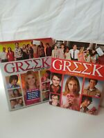 Greek DVDs Chapter 1 and 2, Box Sets -