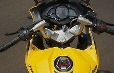Custom Made  Fuel Cap Protector For Bajaj pulsar 200 NS