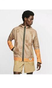 Nike Wild Run Shield Men's Running Jacket Size SMALL  BV5615-243