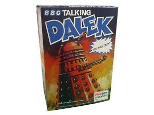 Palitoy Doctor Who Dalek Reproduction Box and inserts
