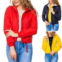 Only Damen Übergangsjacke Windbreaker Outdoorjacke Damenjacke Leichte Jacke
