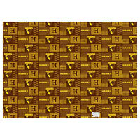 Hawthorn Hawks AFL GIFT WRAP Wrapping Paper Man Cave Bar present Christmas