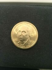 George Washington Dollar Coin 1st President 1789-1797 Very Nice Free Shipping