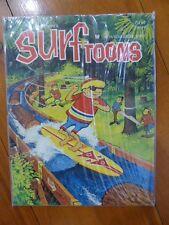 SURFTOONS PETERSON'S NOVEMBER 1967  SURFING SURF MAGAZINE