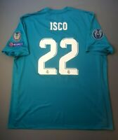 4.5/5 Isco Real Madrid adizero jersey 2XL 2018 third shirt AZ8061 Adidas ig93