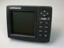 Lowrance X96 fishfinder sonar ((head & cover ,No other Accessories)
