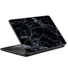 Skins for HP 2000 Laptop Decals wrap - Black Marble Granite White