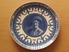 Wedgwood Daily Mail Celebrate the Life of The Queen Mother 1900-2002 Plate.