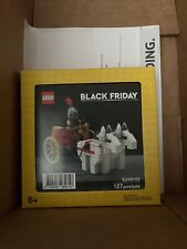 Lego 6346105 - The Chariot Black Friday 5006293 (10276 Exclusive Promo), In Hand