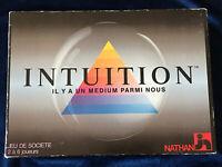 * Jeu de société - Intuition, un medium parmi nous - Nathan Complet # Voyance