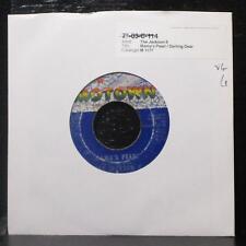 "The Jackson 5 - Mama's Pearl / Darling Dear 7"" VG Vinyl 45 Motown M 1177 USA"
