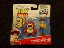 "Disney Toy Story 3: Buddy Pack-Lotso & Walking Woody - 2"" Figuras De Acción"