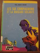 Bonzon: les six compagnons et la brigade volante / Bibliothèque Verte, 1975