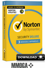 Norton Internet Security 3 PC/2018 1 Año - tecla de descarga - VERSIÓN DE LA UE