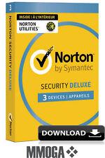 Norton Internet Security 3 PC/2020 1 Año - tecla de descarga - VERSIÓN DE LA UE