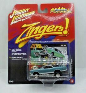 Johnny Lightning Street Freaks Zingers 1966 Pontiac GTO NEW