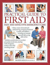 Excellent, Practical Guide to First Aid, Keech, Pippa, Book