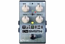 Source Audio C4 Synth synthesizer guitar bass pedal open box display demo