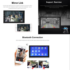 Android 7.1 Car Mp5 Player Wifi GPS Navigation FM Radio 1GB RAM 16GB ROM 2 Din
