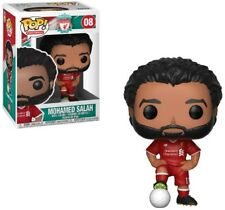 Mohamed Salah FC Liverpool Premier League POP! Football #08 Vinyl Figur Funko