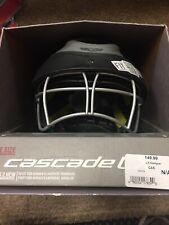 Brand New Cascade Lx Women's Lacrosse Headgear Black Size-Osfa