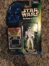 Star Wars The Power Of The Force Stormtrooper The Kenner Collection