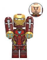 Iron Man Avengers Building Blocks Marvel Toys For Children Heroes Robot New 2019