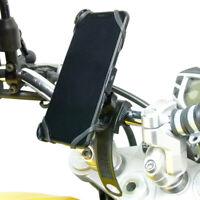 Verrouillage Bracelet Support de Guidon Vélo Moto Pour Iphone XS Max