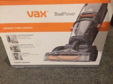 Vax W86-DP-B Dual Power Carpet Cleaner, 800 W, Grey [Energy Class A] new in box