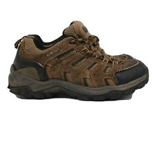 New listing Red Hiking Boots Mens 8 Trail Outdoor Brown Leather