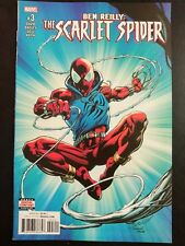 Ben Reilly: The SCARLET SPIDER #3 (2017 MARVEL Comics) ~ VF/NM Comic Book