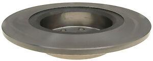 Rr Disc Brake Rotor ACDelco Advantage 18A443A