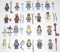 Lego ® Minifigure Figurine Ninjago Movie Le Film Choose Minifig NEW