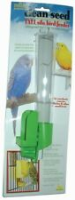 Jw Clean Seed Silo Bird Feeder Large