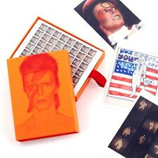 DAVID BOWIE is leaving hundreds of clues 50 V&A POSTCARD COLLECTION Box @NEW@