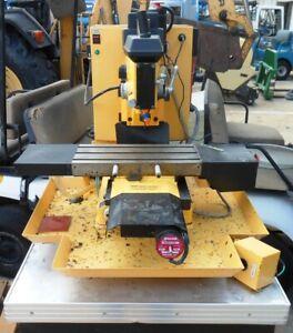 CNC Mini Mill - RTAuctions**
