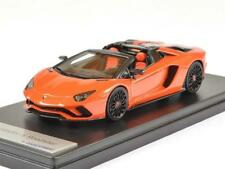 Lamborghini Aventador S orange Argos 2017 1/43 Looksmart