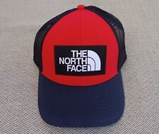 New The North Face Mudder Navy Mens Trucker Hat RHTFACE-119